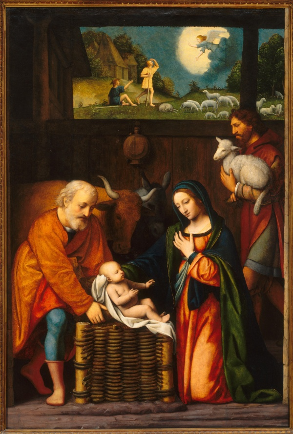 Bernardino Luini (1480-85 - 1532)