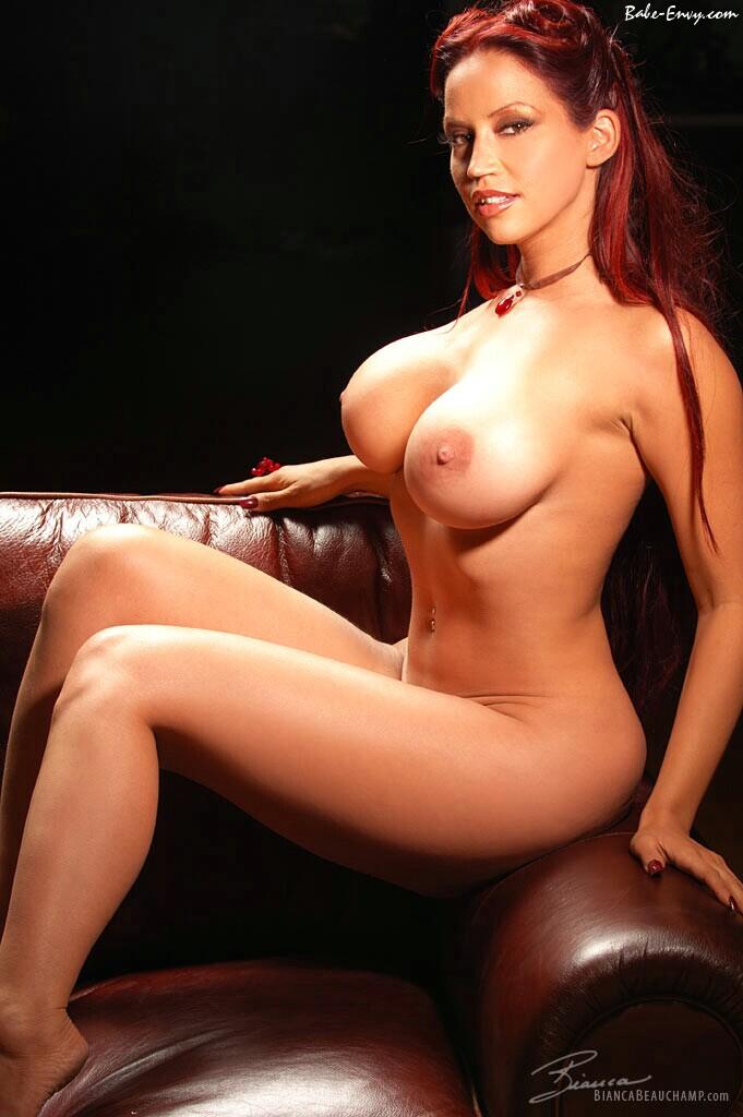 Порно модель бьянка боушам фото