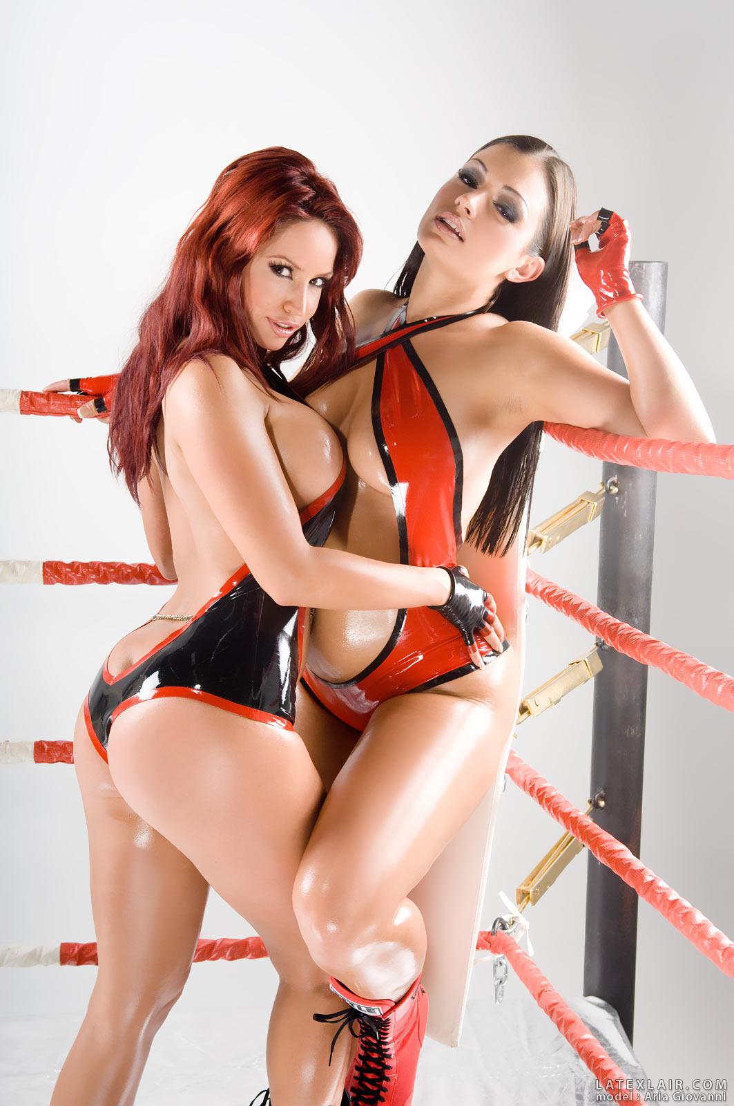 Схватка на ринге порно 12 фотография