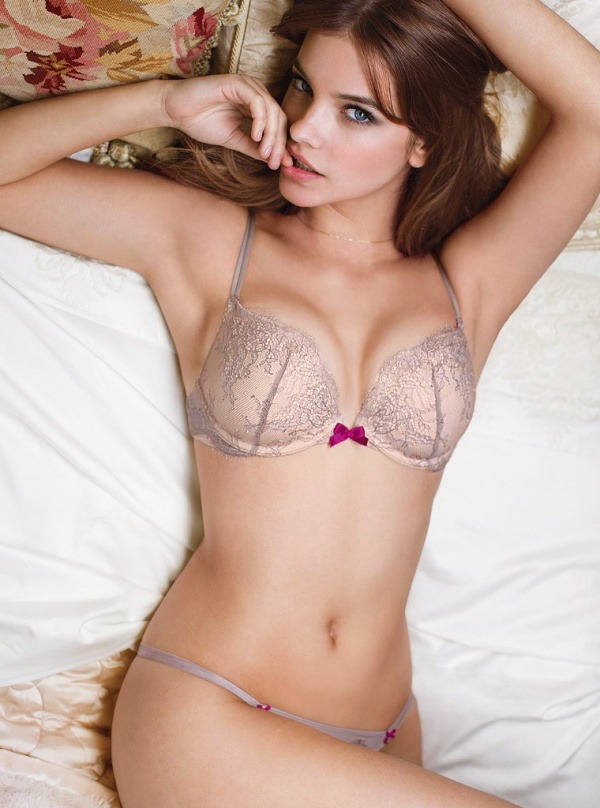 Barbara Palvin – Victoria's Secret Photoshoots (37 фото)