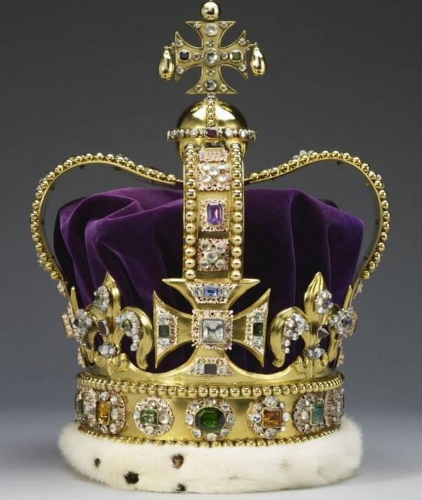 Сокровища Британской империи (48 фото)