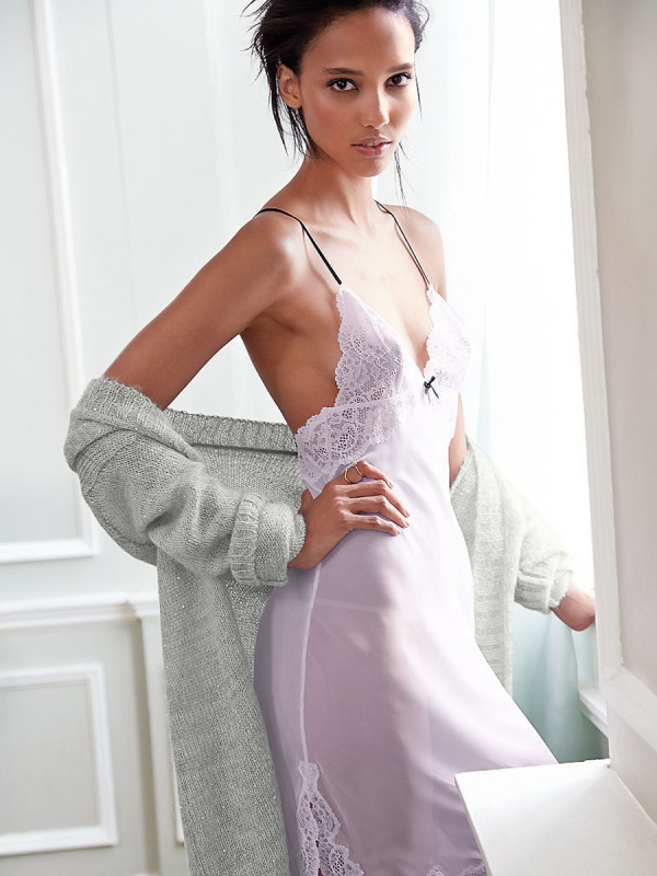 Cora Emmanuel - Victoria's Secret Photoshoots 2014 (34 фото)