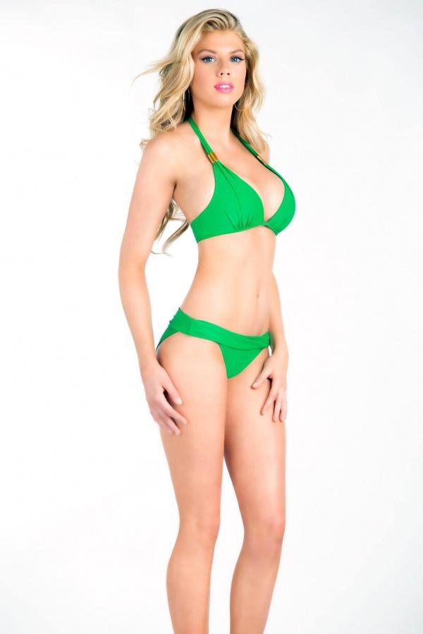 Charlotte McKinney - Oh La La Cheri Swimwear 2014 (78 фото)