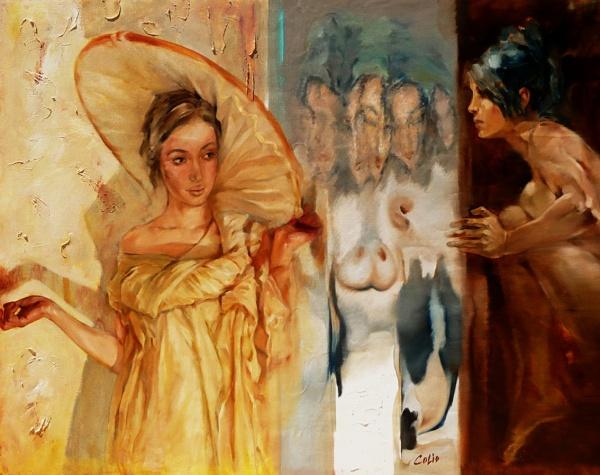 Болгарский художник Колю Марков (44 фото)