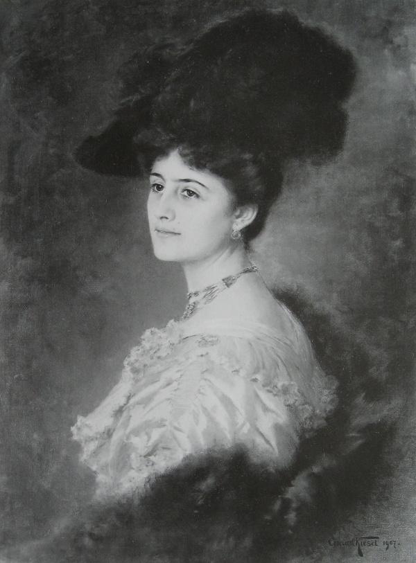 Немецкий художник Conrad Kiesel (German, 1846-1921) (48 фото)