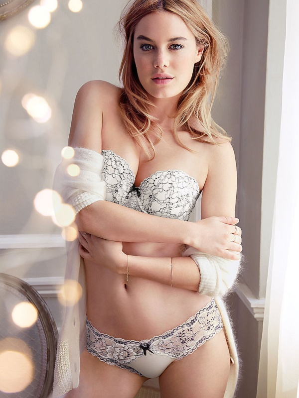 Camille Rowe - Victoria's Secret Photoshoot 2014 Set 10 (133 фото)