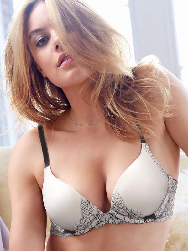Camille Rowe - Victoria's Secret Photoshoot 2014 Set 11 (85 фото)