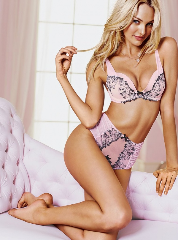 Candice Swanepoel - Victoria's Secret Photoshoot 2014 Set 3 (74 фото)