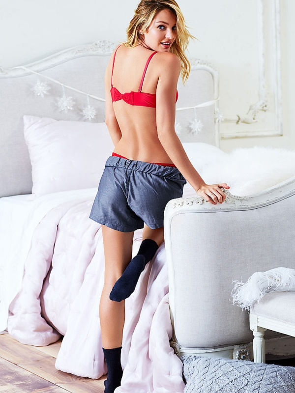 Candice Swanepoel - Victoria's Secret Photoshoot 2014 Set 21 (135 фото)