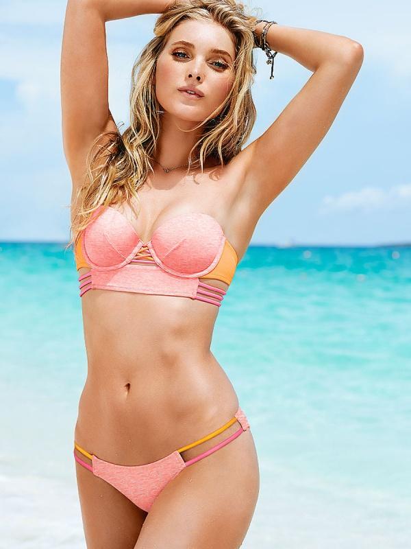 Elsa Hosk - Victoria's Secret Photoshoot 2014 Set 6 (69 фото)
