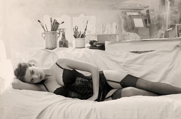 Emily Ratajkowski - Yamamay, Nordstrom Lingerie (34 фото)