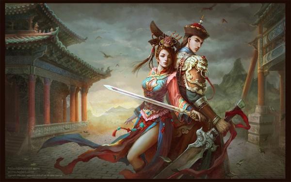 Guangjian Huang (50 фото)