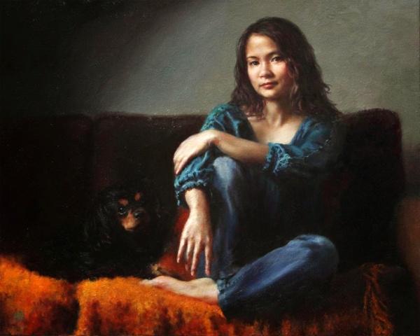 H. Momo Zhou (43 фото)