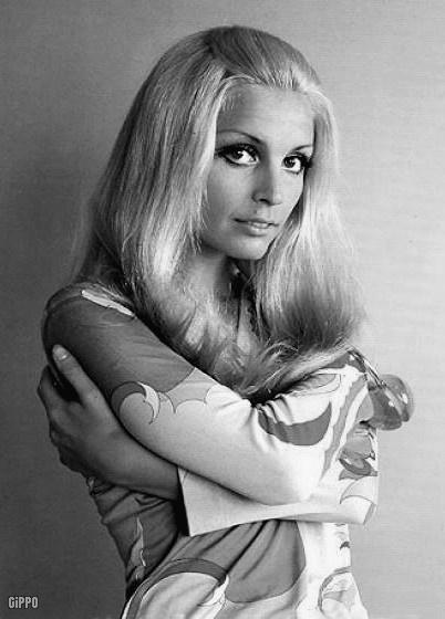 Мода 60-х - 70-х годов. Прическа (Hairstyle). (163 фото)