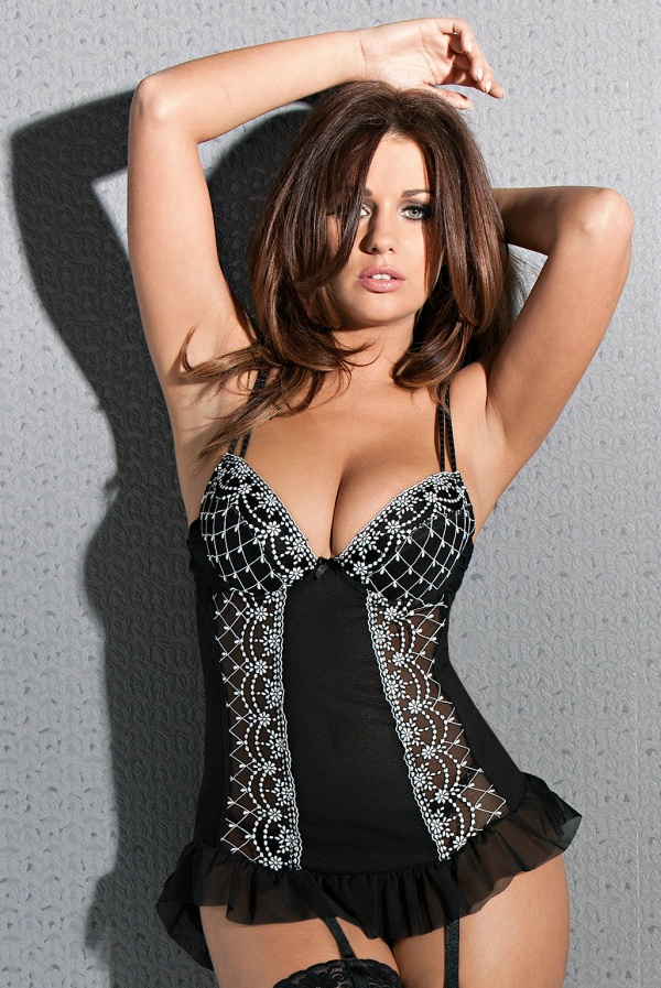 Holly Peers - Pabo Lingerie (242 фото)