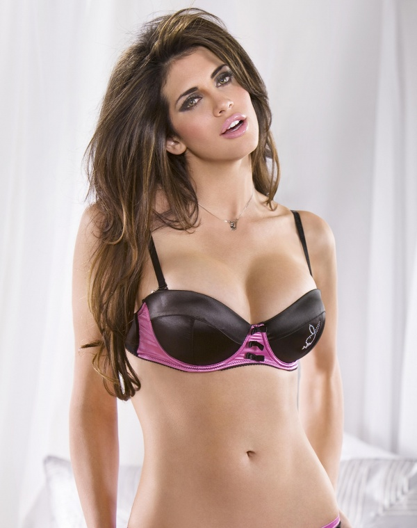 Hope Dworaczyk - Playboy Lingerie (37 фото)