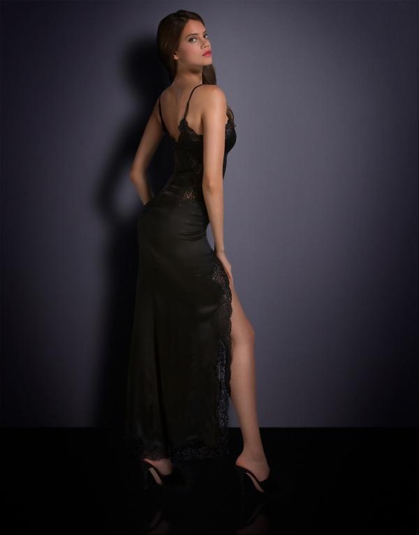 Jacqueline Oloniceva - Agent Provocateur Lingerie Set 2 (98 фото)