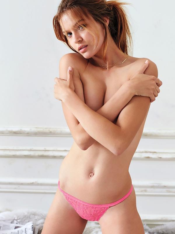Josephine Skriver - Victoria's Secret Photoshoots 2014 Set 4 (42 фото)