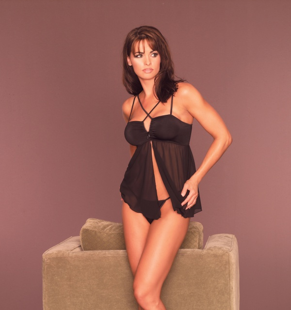 Karen Mcdougal - Lingerie Photoshoot (34 фото)