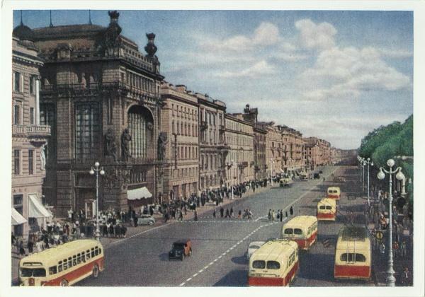 Коллекция наборов открыток (Ленинград) (10 наборов) (437 фото)