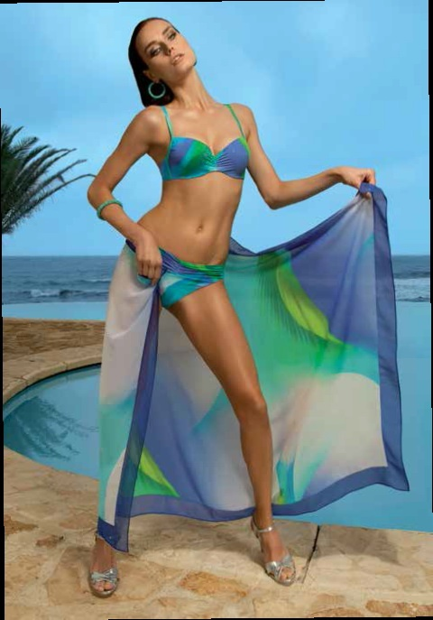 Lisca - Lingerie Swimwear Spring Summer Collection Catalog 2015 (175 фото)