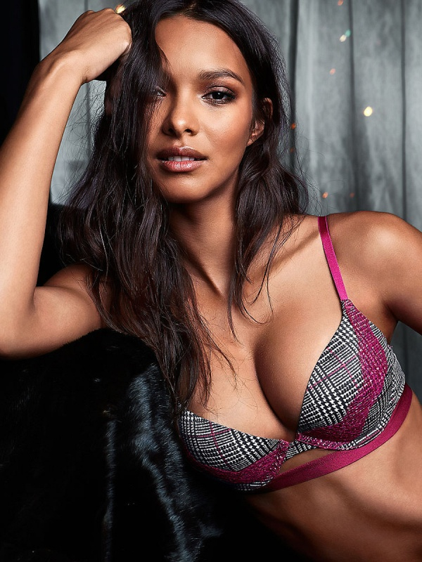 Lais Ribeiro - Victoria's Secret Photoshoot 2014 Set 6 (114 фото)
