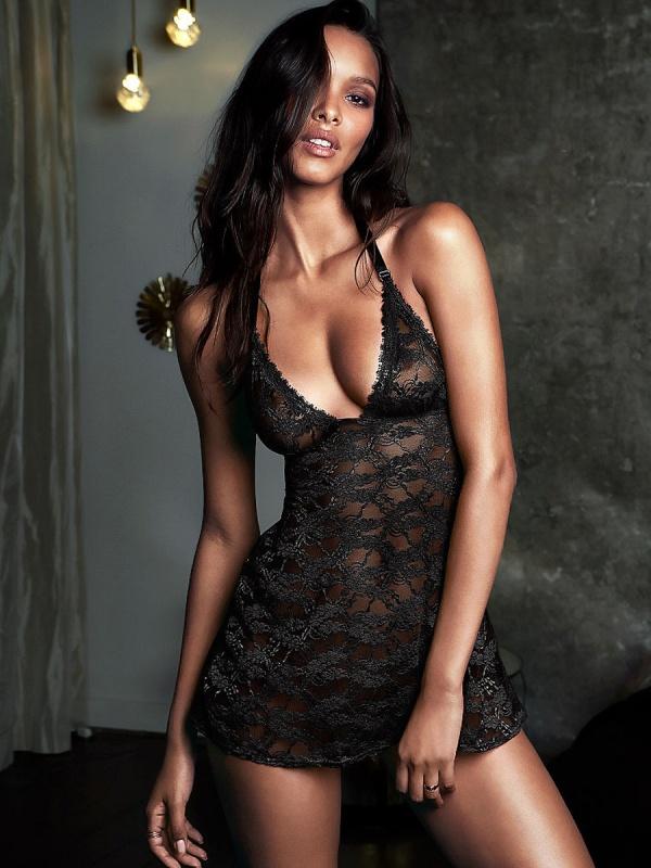 Lais Ribeiro - Victoria's Secret Photoshoot 2014 Set 6 (114 фото)