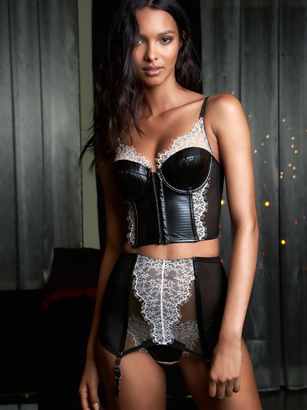 Lais Ribeiro - Victoria's Secret Photoshoot 2014 Set 5 (45 фото)