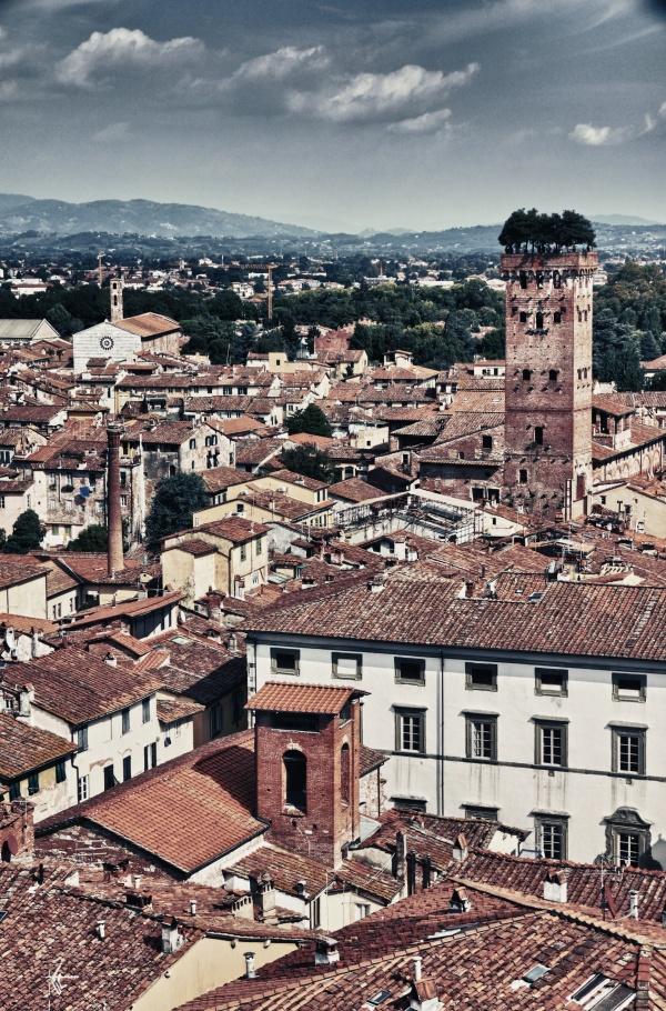 Amazing Italy HDR Photos (Pisa, Lucca) (56 фото)