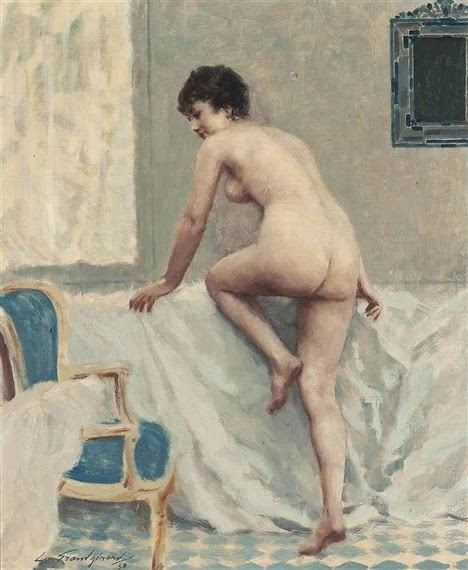 Lucien Henri Grandgerard (1880-1970) (42 фото)