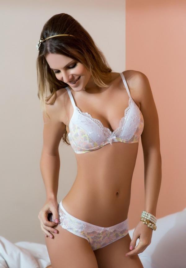 Larissa Weiss - Doce Menta Lingerie (29 фото)