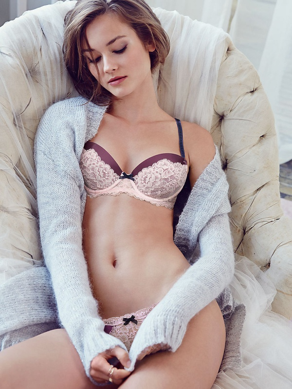 Monika Jagaciak - Victoria's Secret 2014 Set 12 (84 фото)