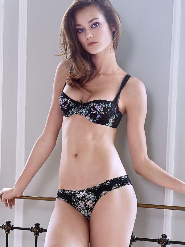 Monika Jagaciak - Victoria's Secret 2014 Set 12 (84 фото)