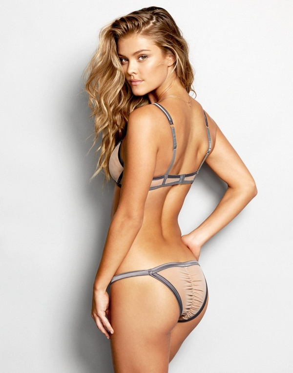 Nina Agdal - LoveHaus Lingerie, Sweetest Dreams - Holiday Collection - November 2014 (22 фото)
