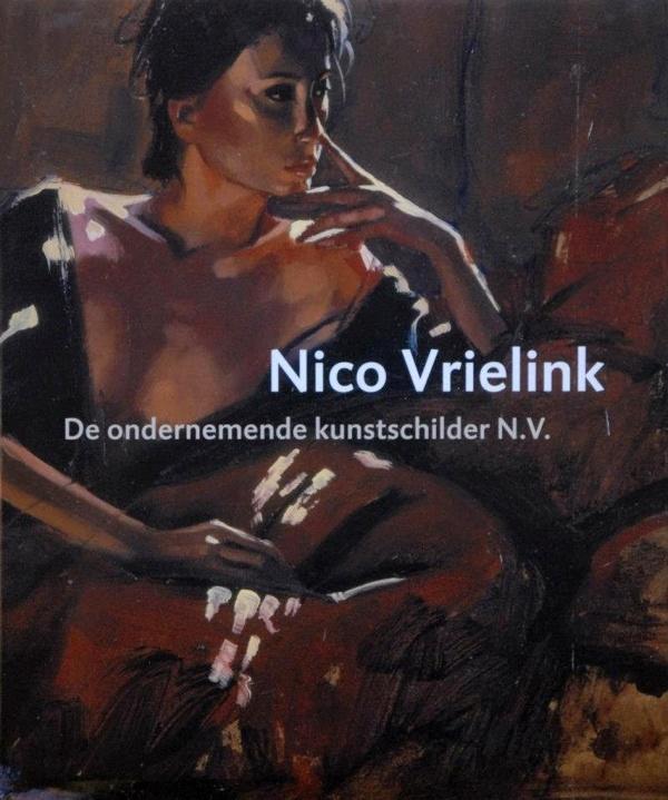 Художник Nico Vrielink (60 фото)