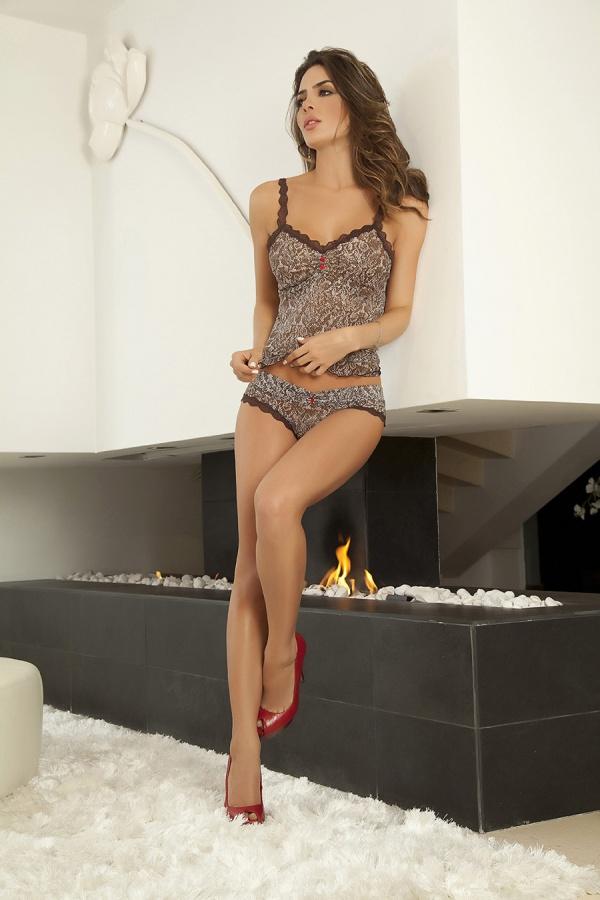 Natalia Velez - Cupido Lingerie (40 фото)