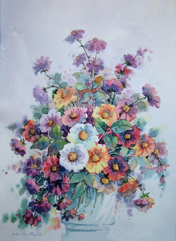 Арт галерея картин знаменитых художников. Выпуск 2 (1200 фото)