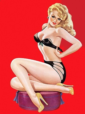 Pinup New (231 фото)