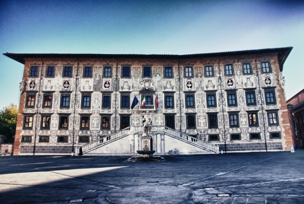 Amazing Italy HDR Photos (Pisa, Lucca) (68 фото)
