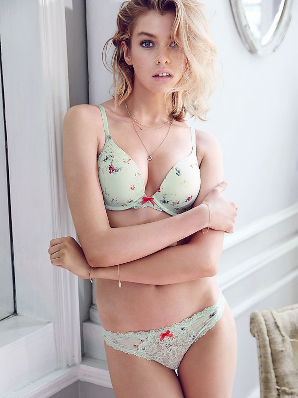 Stella Maxwell - Victoria's Secret Photoshoots 2014 Set 4 (90 фото)