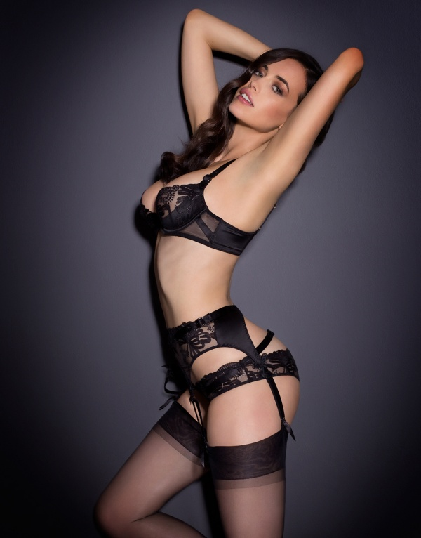 Sarah Stephens - Agent Provocateur Autumn-Winter 2014 Set 2 (96 фото)