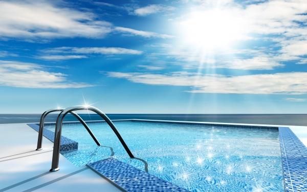 Stock Photo - Swimming Pool, 25xJPGs (25 фото)