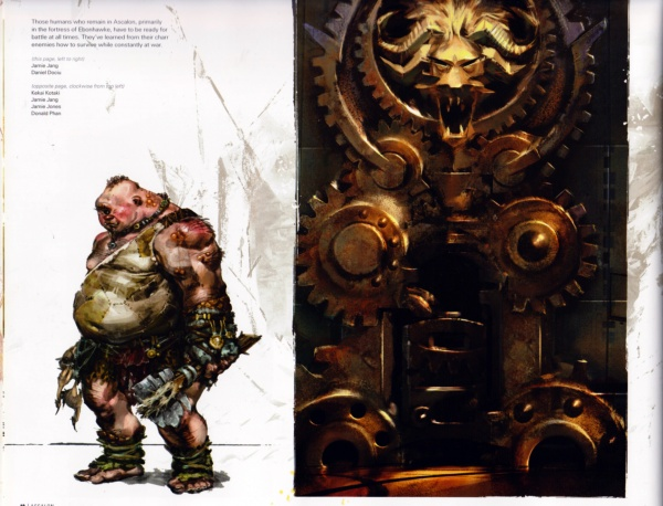 The Art of Guild Wars 2 (132 фото)