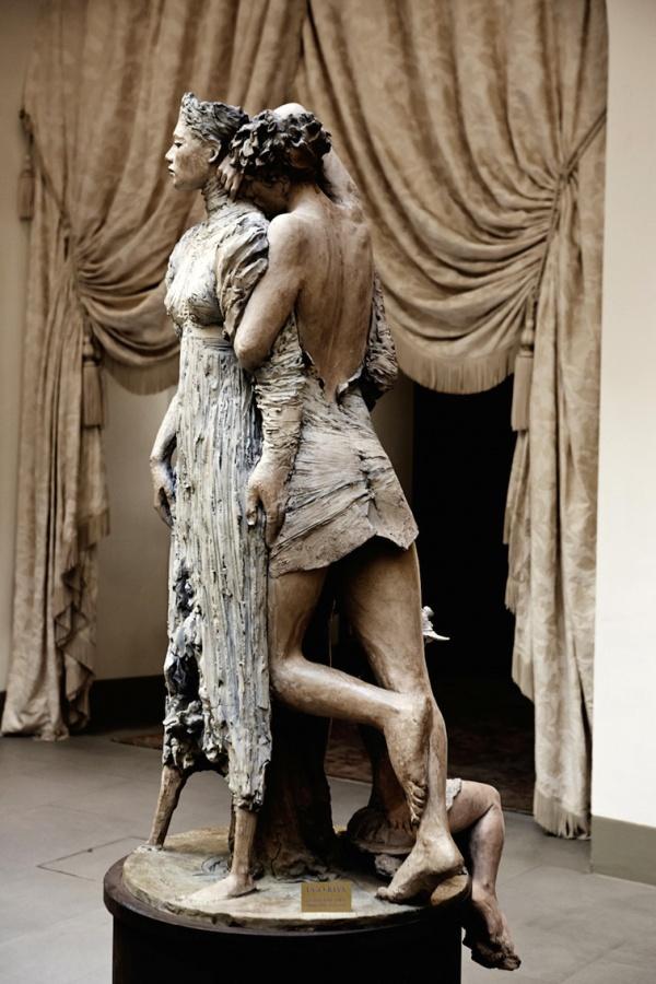 Скульптор Ugo Riva (59 фото)