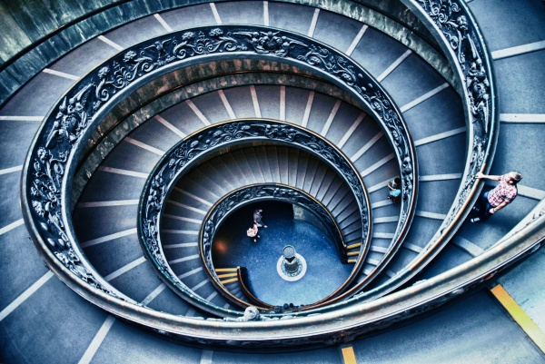Amazing Italy HDR Photos (Vatican) (154 фото)