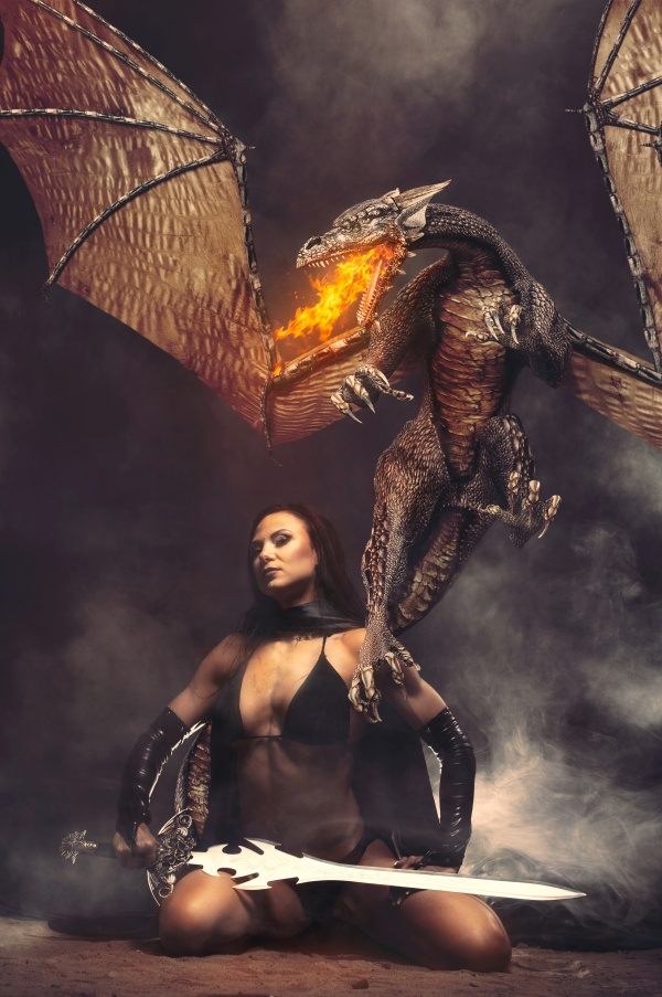 Warriors and dragons Stock Images - 25 HQ Jpg (25 фото)