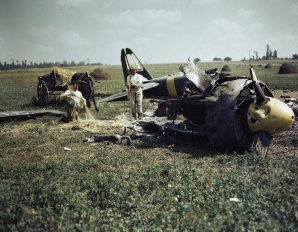Большая подборка фотографий в цвете со Второй Мировой войны (1367 фото)