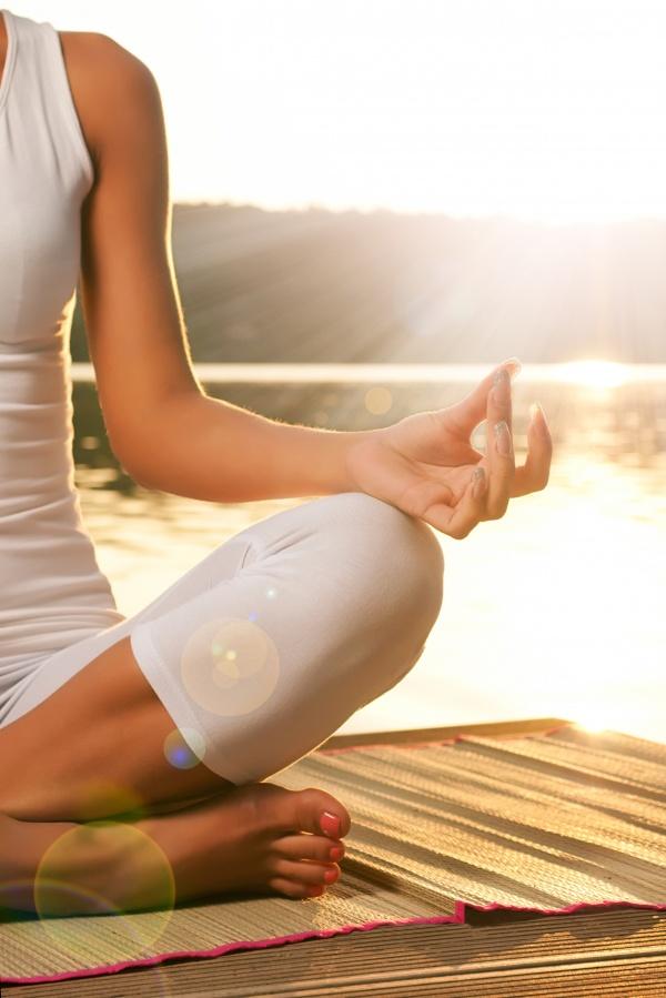 Stock Photo - Yoga & Relaxation, 25xJPGs (25 фото)