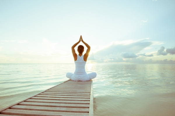 Stock Photo - Yoga & Relaxation, 25xJPGs (25 фото)