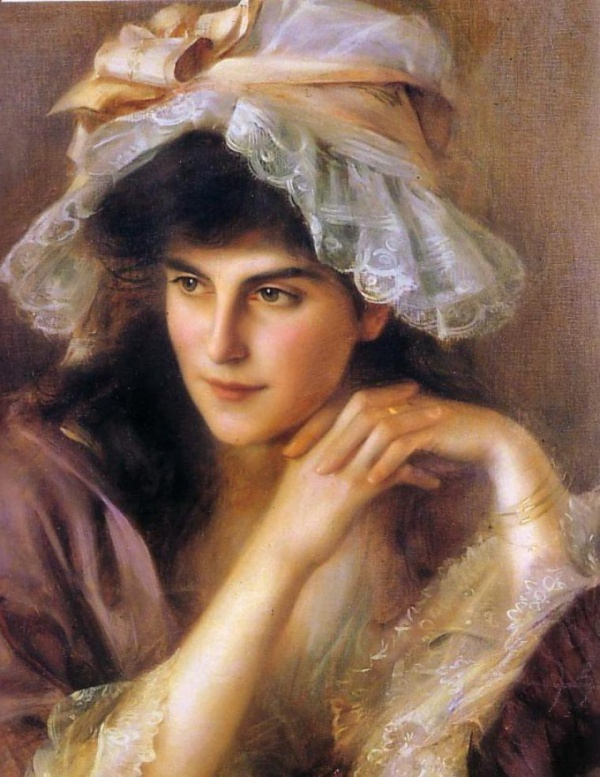 Перуанский художник и иллюстратор Albert Lynch (1851-1912)